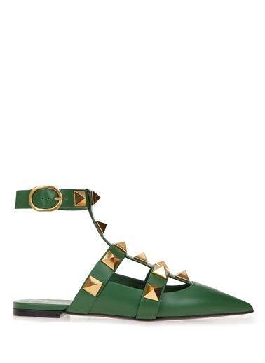 Valentino Garavani Babet Yeşil